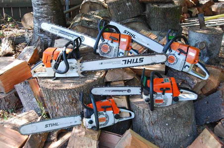 Pennock's Lawn and Garden Equipment has two Stihl Showrooms with a large Stihl products selection our North East, PA store and our McKean, PA store.
